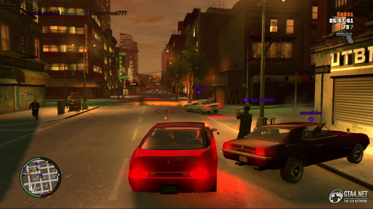 grand theft auto iv free online game
