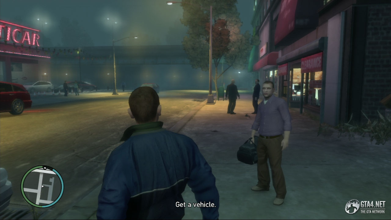 Grand Theft Auto Iv Random Character Encounters