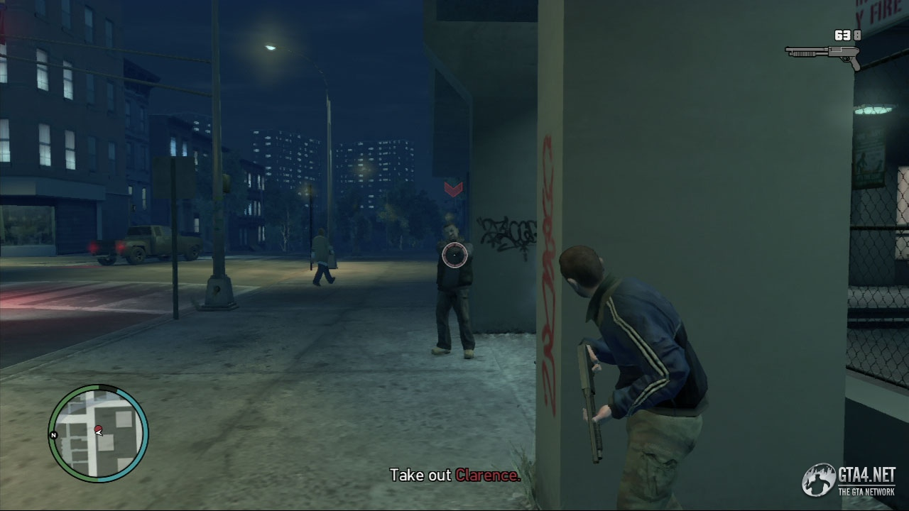GRAND THEFT AUTO IV - Random Character Encounters