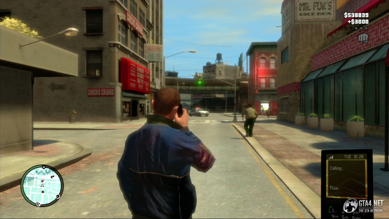 GRAND THEFT AUTO IV - High End Assassination Missions