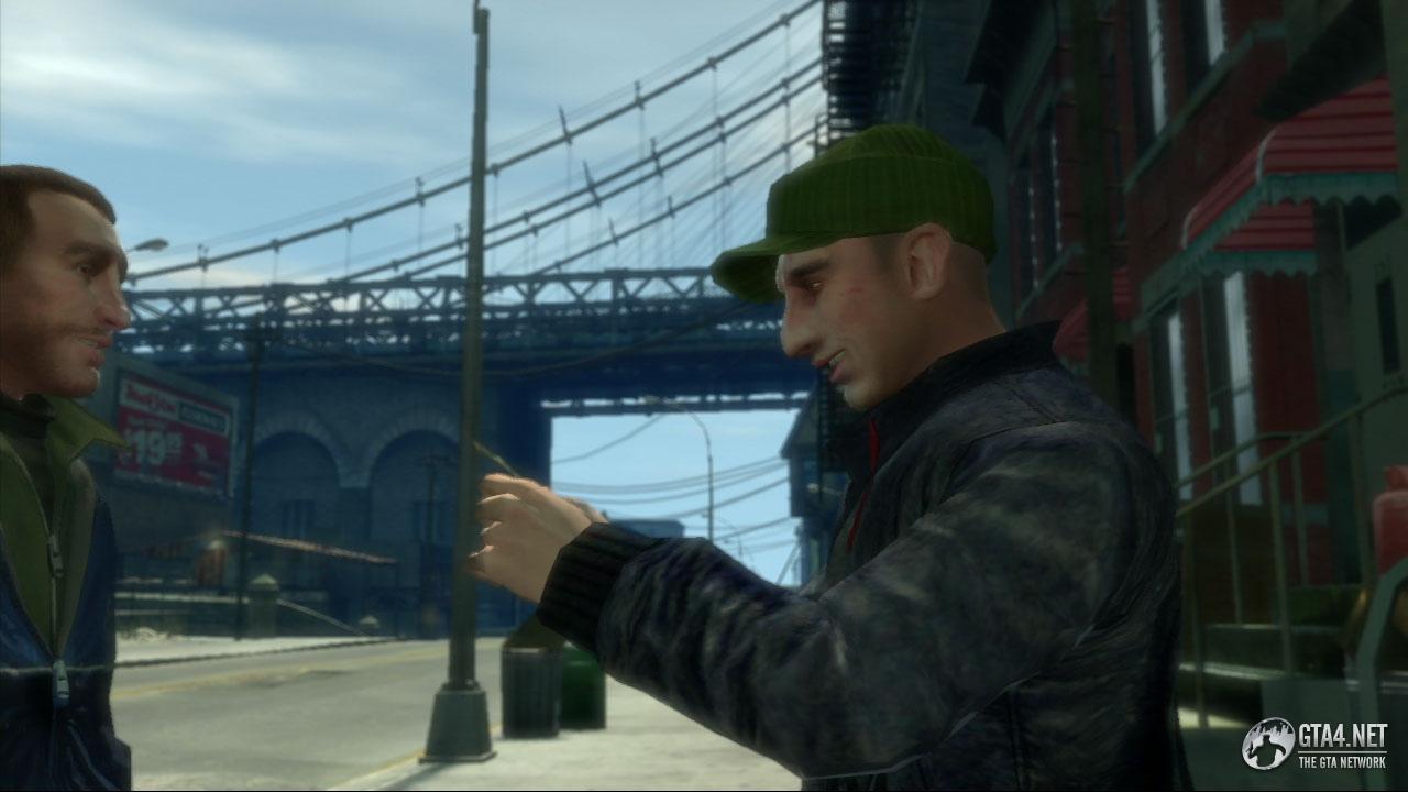 Grand Theft Auto Iv Random Character Encounters