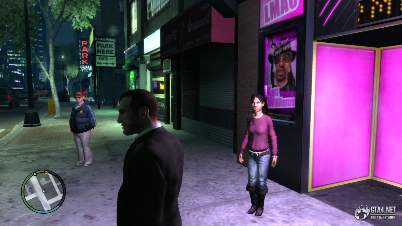 Gta 4 dating try your luck