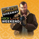 Xbox LIVE Weekend Social Club Giveaway