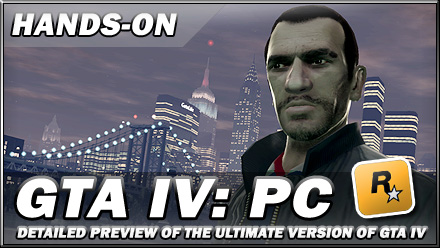 Kikizo GTA IV PC Preview