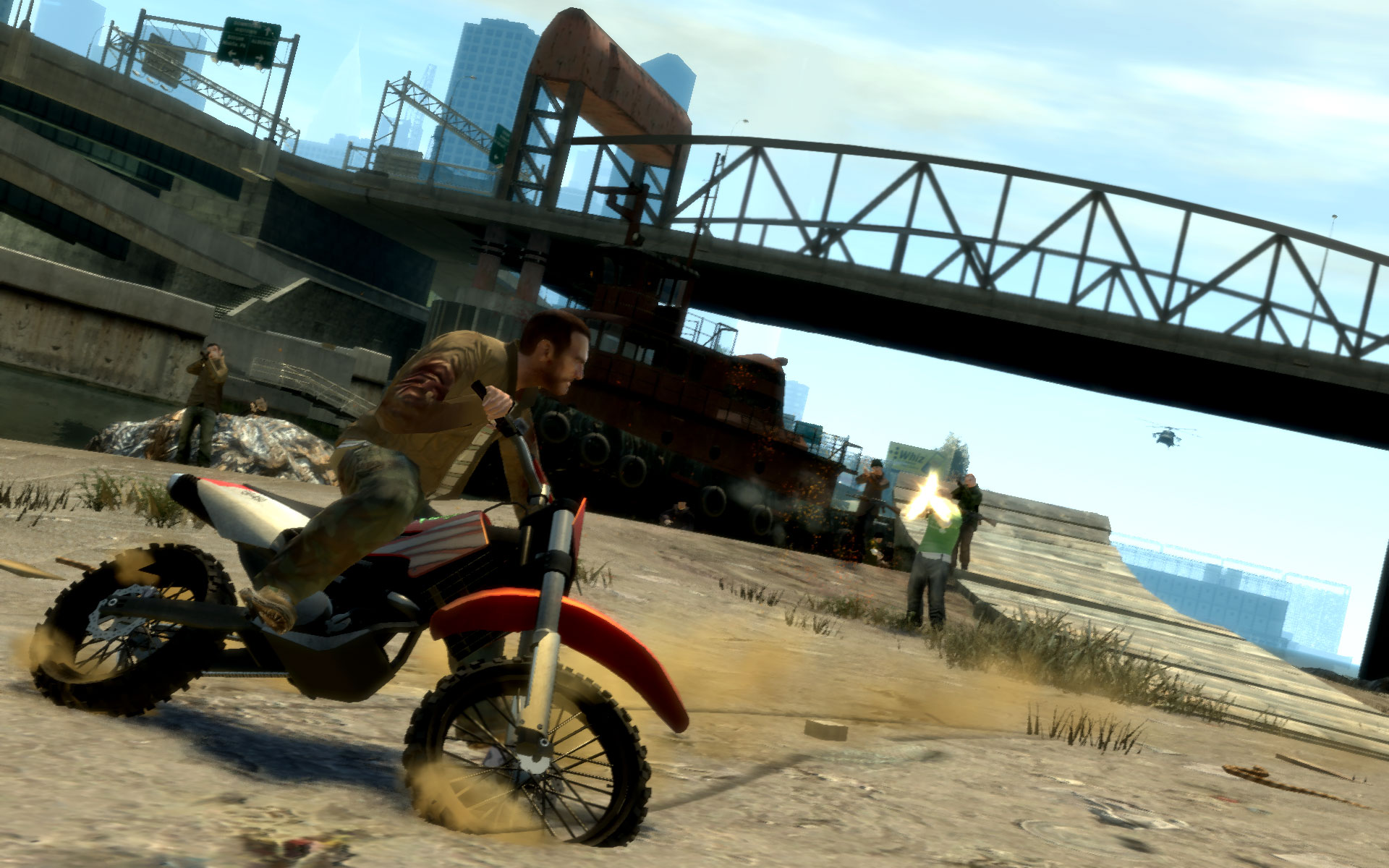 Grand theft auto (gta 4) 4 compressed | compressed games.