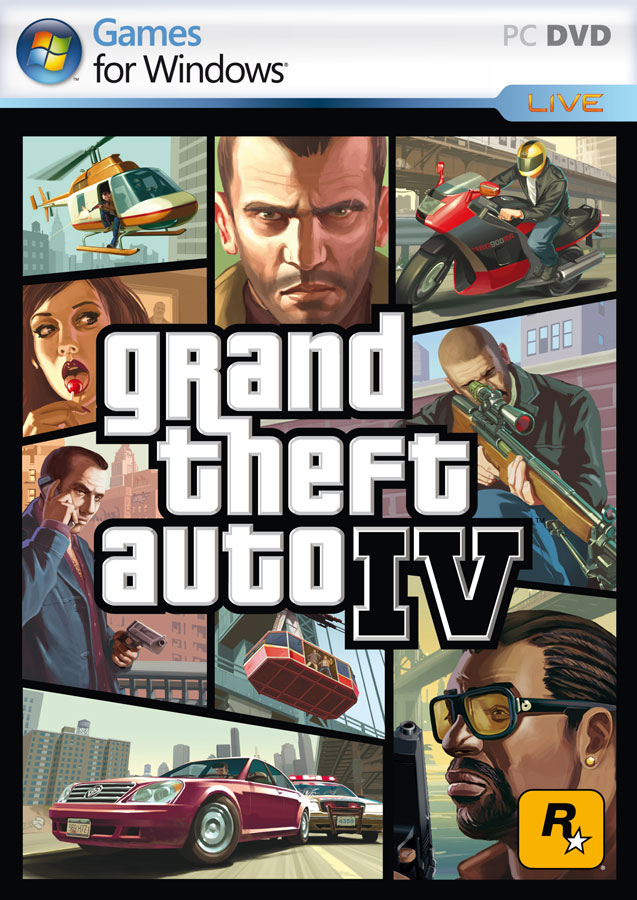 GRAND THEFT AUTO IV - News Archive