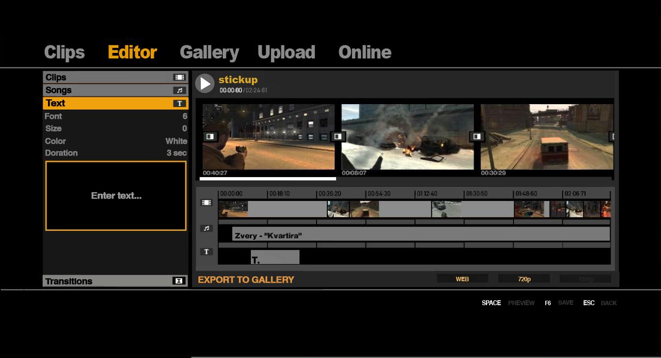 GRAND THEFT AUTO IV  Screenshots PC Screens