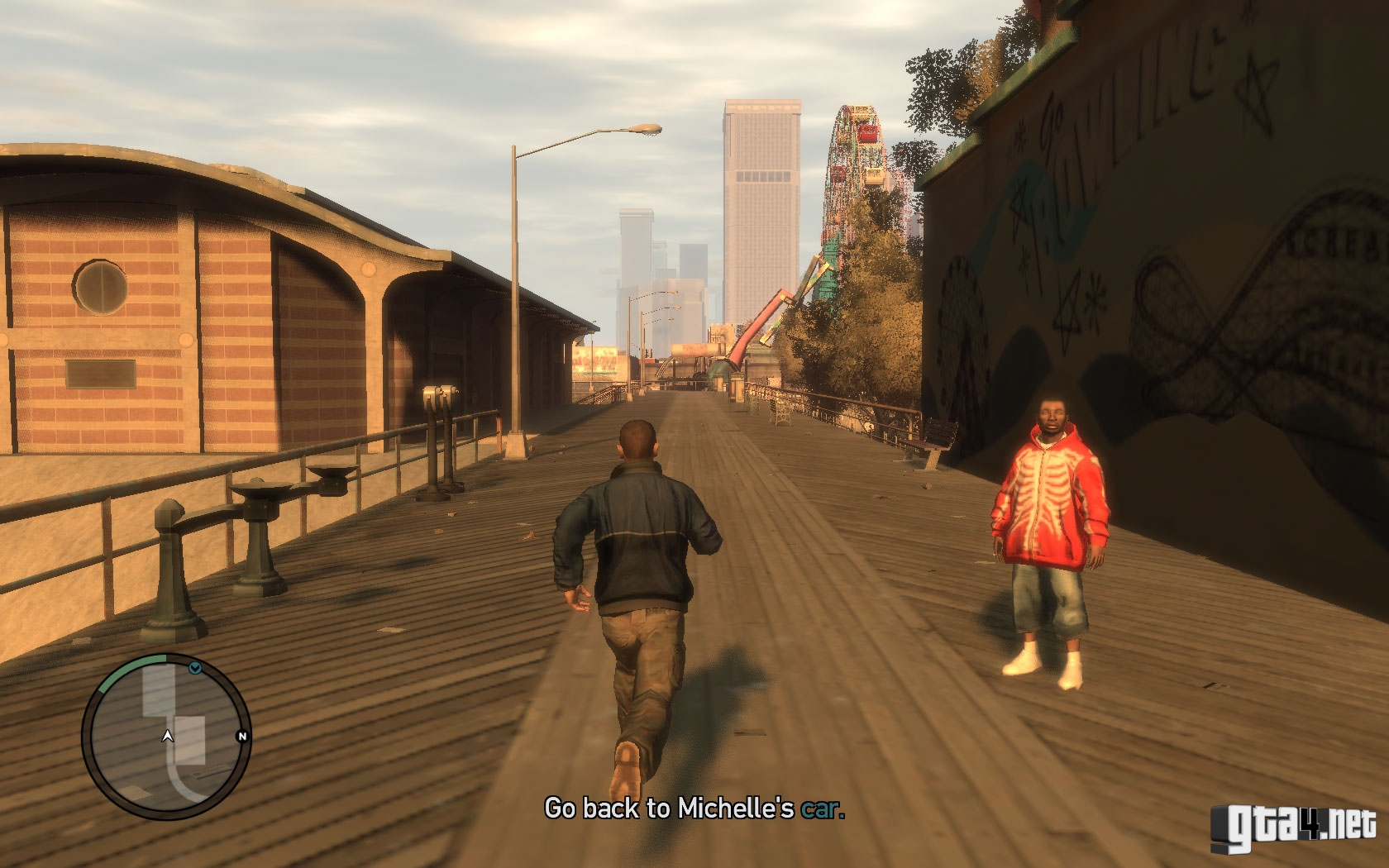 Free Download GTA 4 PC Games For Windows 7/8//10/XP