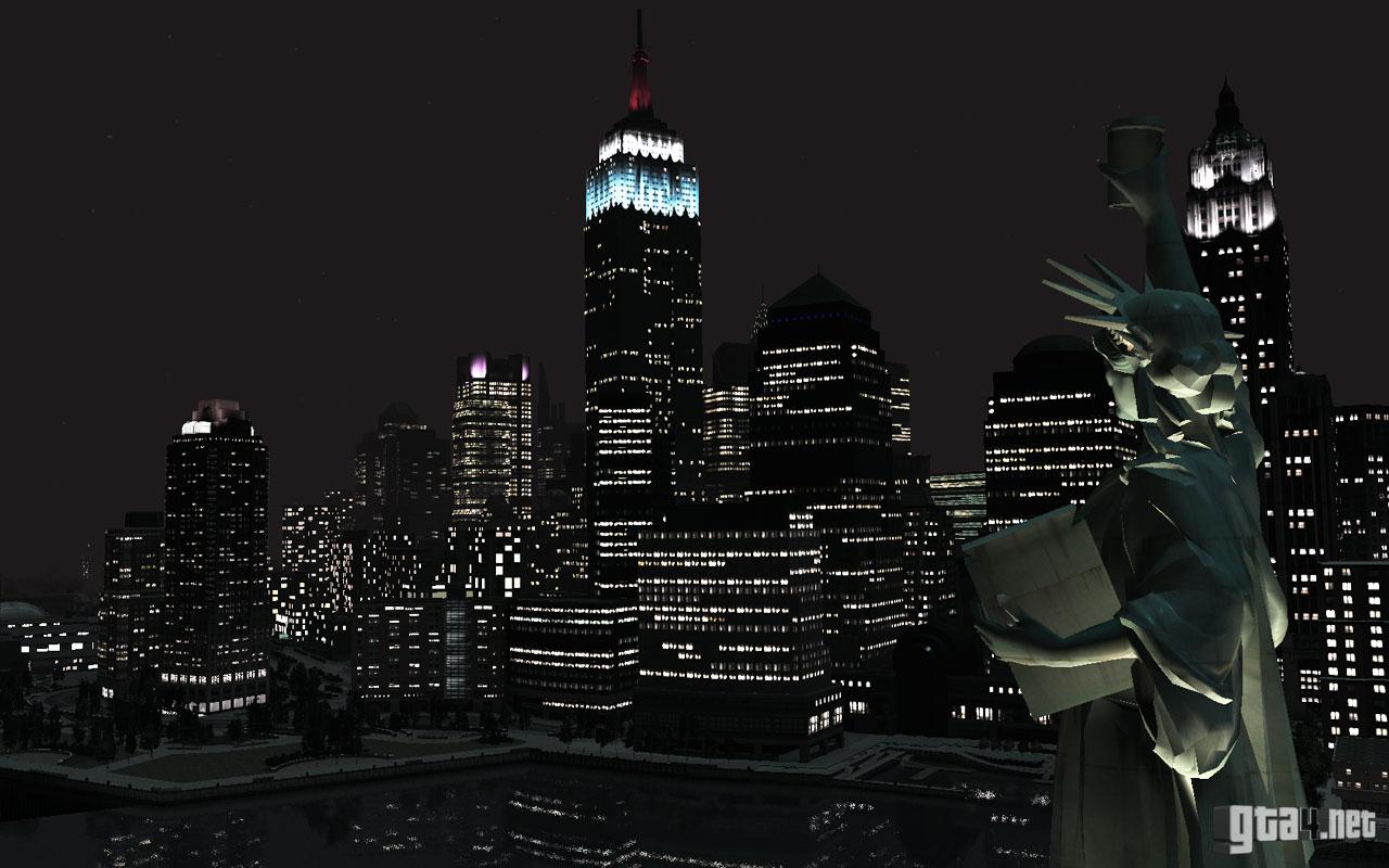 GRAND THEFT AUTO IV - Setting: Liberty City
