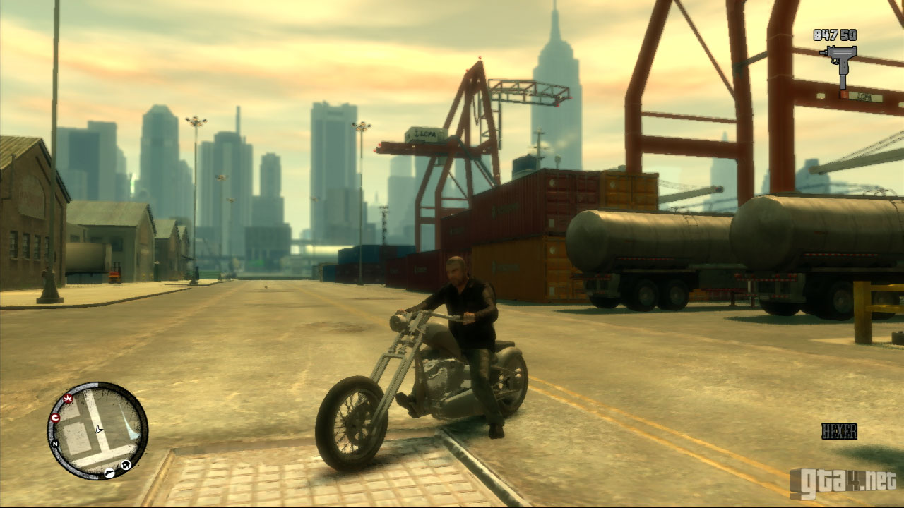 GRAND THEFT AUTO IV - The Lost and Damned - Cheats: Health, Armour, Weapons