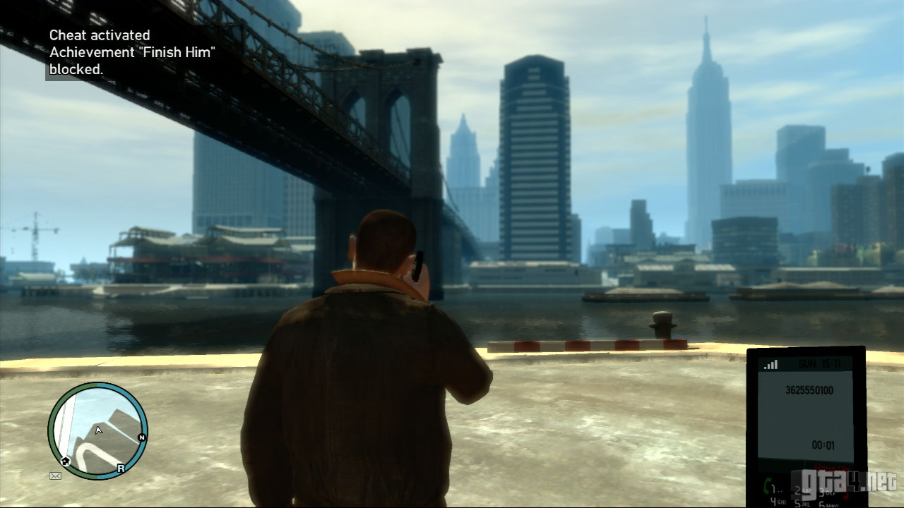 GRAND THEFT AUTO IV - The Lost and Damned - Cheats: Health ...