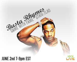 Busta Rhymes - Game With Fame