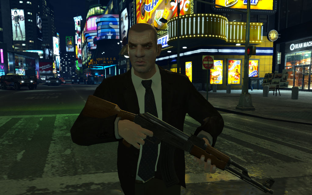 Gta iv screenshot by thales100