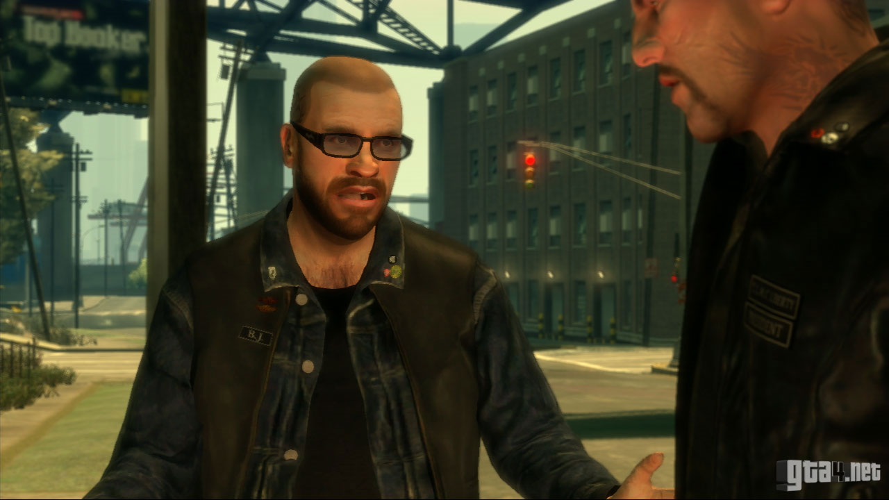 Grand Theft Auto Iv The Lost And Damned Gamesaktuell Games Fun