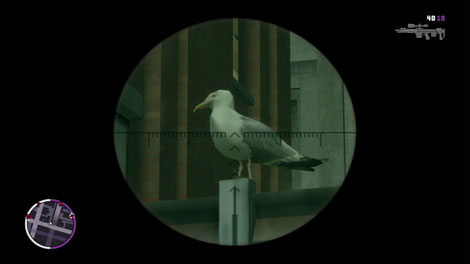 of seagull tony map gay Ballad