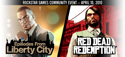 Rockstar Games Community Event
