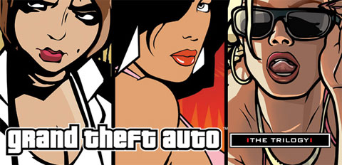 Grand Theft Auto Trilogy on Mac