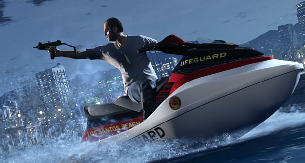 Jet Ski Screenshot