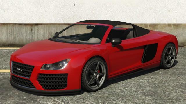 Obey 9F Cabrio GTA 5