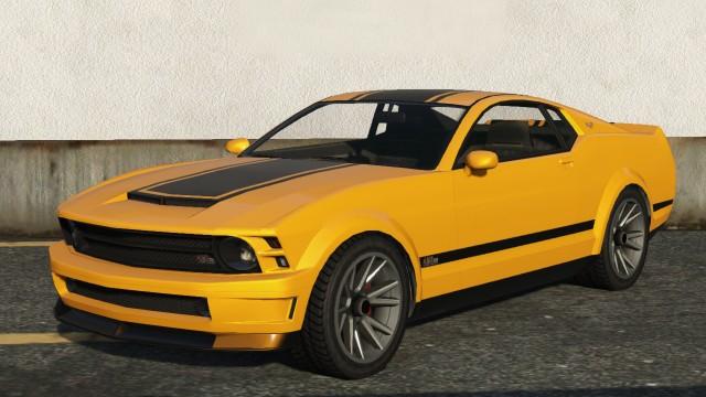 Vapid Dominator GTA 5