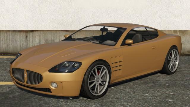 Ocelot F620 GTA 5 Front