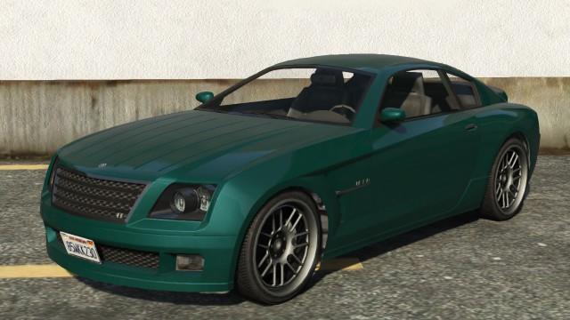 Fusilade GTA 5 Front