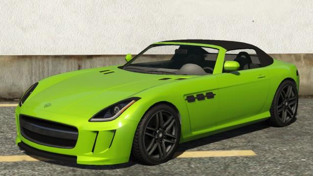 Surano GTA 5 Front