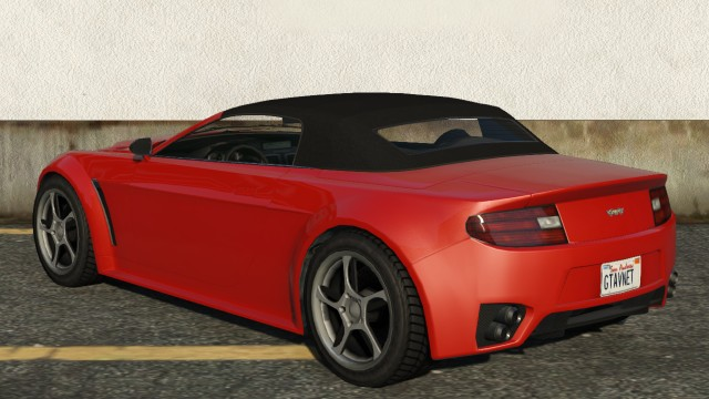 Rapid GT GTA 5 Rear