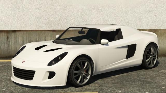 Coil Voltic GTA 5 Front