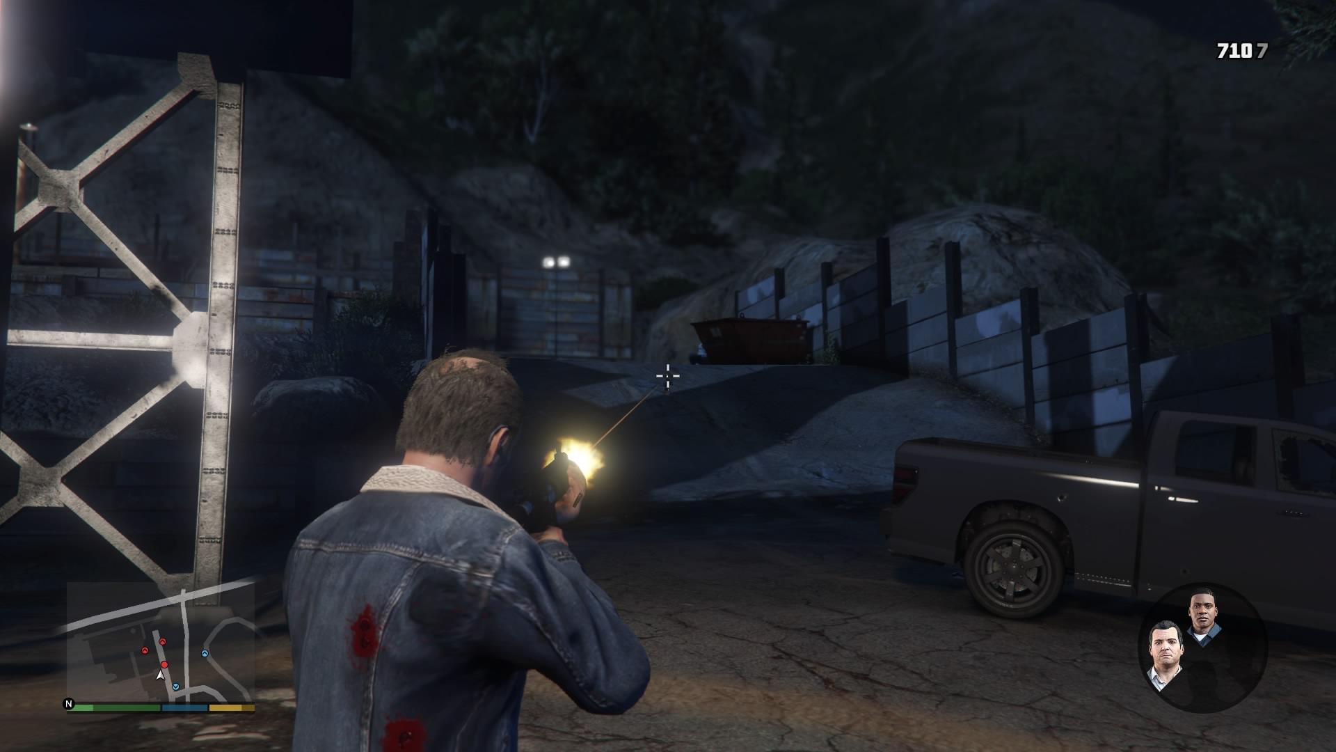 Lamar Down Grand Theft Auto V