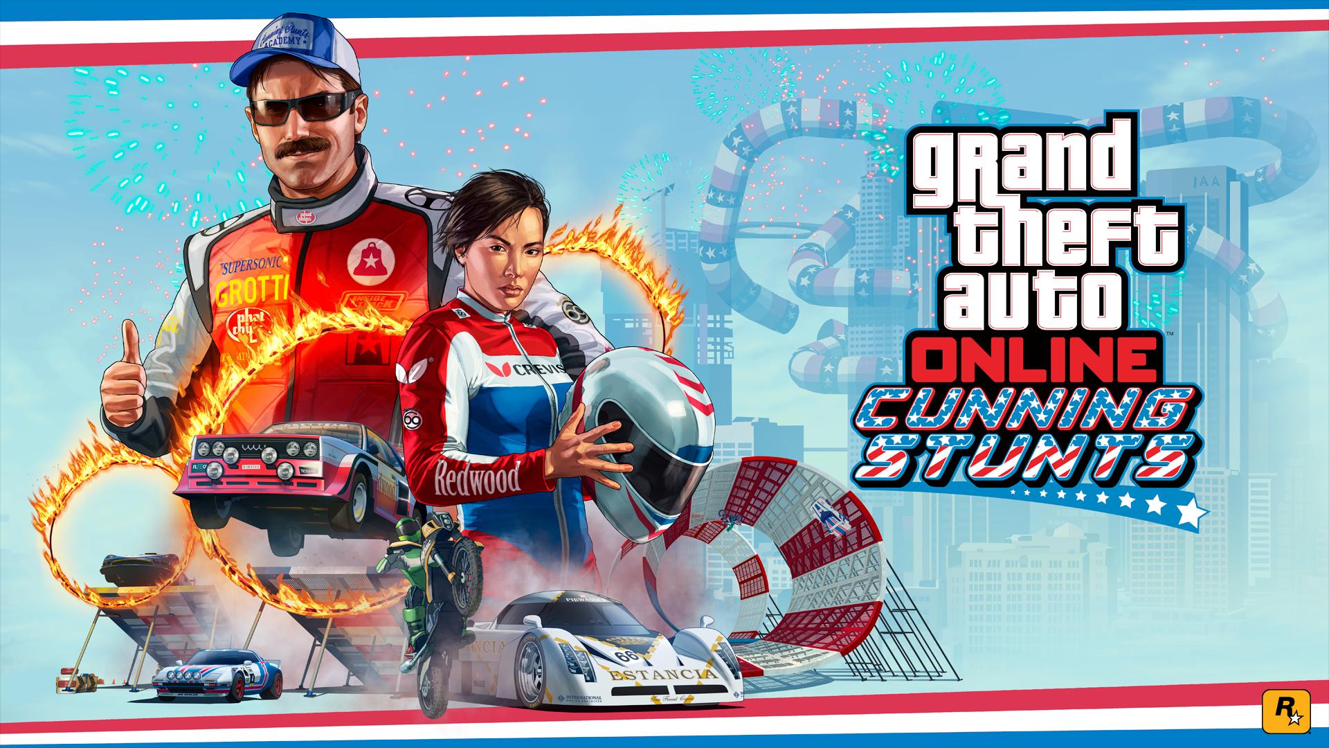 GTA Online DLC