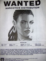 GTA IV Wanted Poster