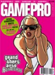 GamePro NL Issue 11 Grand Theft Auto San Andreas Cover