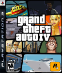 Fake Grand Theft Auto IV Boxart