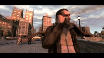 Mobile phones are a big part of Grand Theft Auto IV's gameplay.