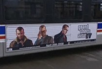 GTA IV Transit Ad