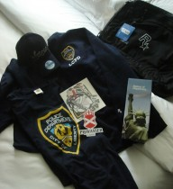 Grand Theft Auto IV Pre-Launch Party Swag.