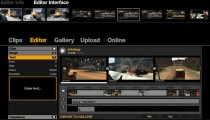 GTA IV PC Video Editor Interface
