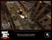 GTA Chinatown Wars for PSP